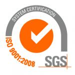 SGS 9001 2008