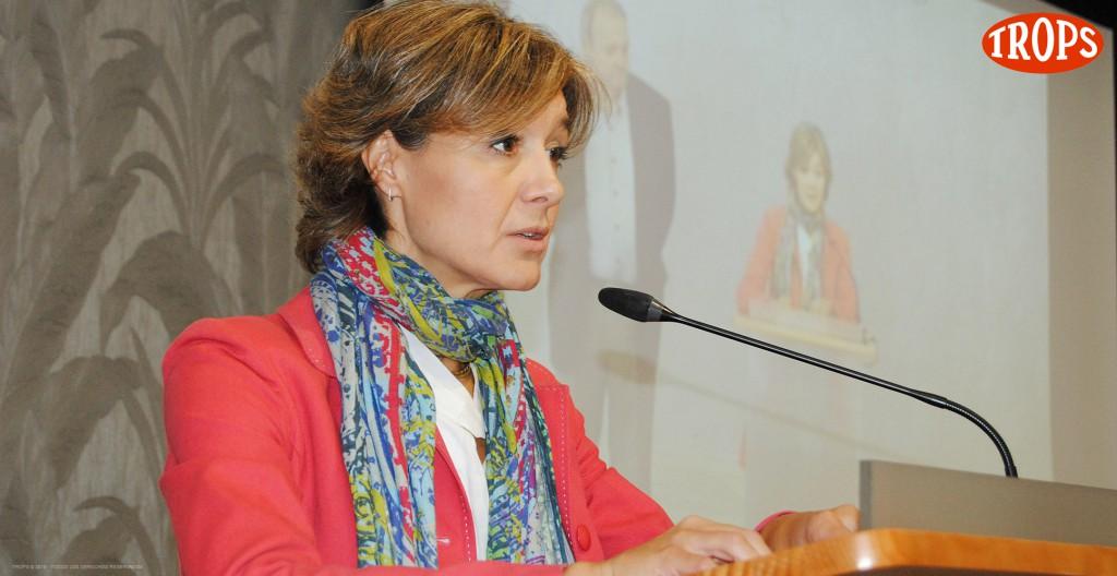 Visita de Isabel García Tejerina, ministra de Agricultura, Alimentación y Medio Ambiente