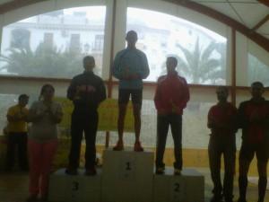 I carrera urbana de Algarrobo, 3º posición