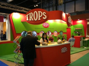 Stand Trops, Feria Fruit Atracttion 2