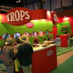 Stand Trops, Feria Fruit Atracttion 2013