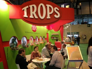 Stand Trops, Feria Fruit Atracttion 3