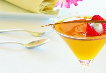 Foto Receta Cremoso de Mango Trops al Zumbral