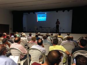 Jornada técnica en Frigiliana impartida por Trops