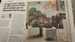 Diario Sur Trops Fruit Logistica