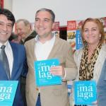 Entrega Distintivos Sabor a Málaga en Trops.