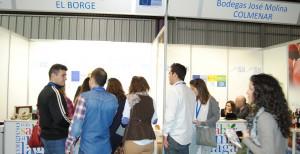 Visitantes I Congreso Sabor a Málaga.