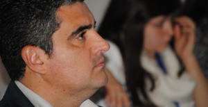 Espectador Mesa Redonda Empresas Malagueñas que Marcan la Diferencia.