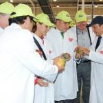 057 - Visita Ministra de Agricultura