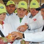 066 - Visita Ministra de Agricultura