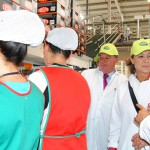 055 - Visita Ministra de Agricultura
