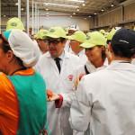 059 - Visita Ministra de Agricultura