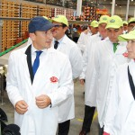 063 - Visita Ministra de Agricultura