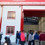 017 - Inauguración Nuevas Instalaciones Trops Coín