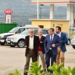 002 - Visita Consejera Agricultura Junta Andalucía Trops