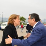 017 - Visita Consejera Agricultura Junta Andalucía Trops