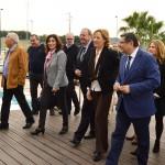 021 - Visita Consejera Agricultura Junta Andalucía Trops