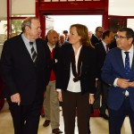 022 - Visita Consejera Agricultura Junta Andalucía Trops