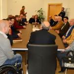 035 - Visita Consejera Agricultura Junta Andalucía Trops
