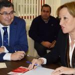 037 - Visita Consejera Agricultura Junta Andalucía Trops