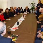 042 - Visita Consejera Agricultura Junta Andalucía Trops