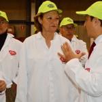 063 - Visita Consejera Agricultura Junta Andalucía Trops