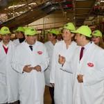 065 - Visita Consejera Agricultura Junta Andalucía Trops