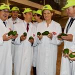 069 - Visita Consejera Agricultura Junta Andalucía Trops