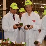072 - Visita Consejera Agricultura Junta Andalucía Trops
