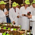 073 - Visita Consejera Agricultura Junta Andalucía Trops