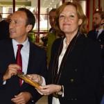 086 - Visita Consejera Agricultura Junta Andalucía Trops