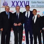025 - XXXVI Gala Nacional del Deporte
