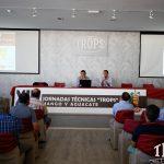 """Acto de apertura de las jornadas. Parte del reportaje realizado durante las XI Jornadas Técnicas """"Trops"""". Mas info: www.trops.es"""