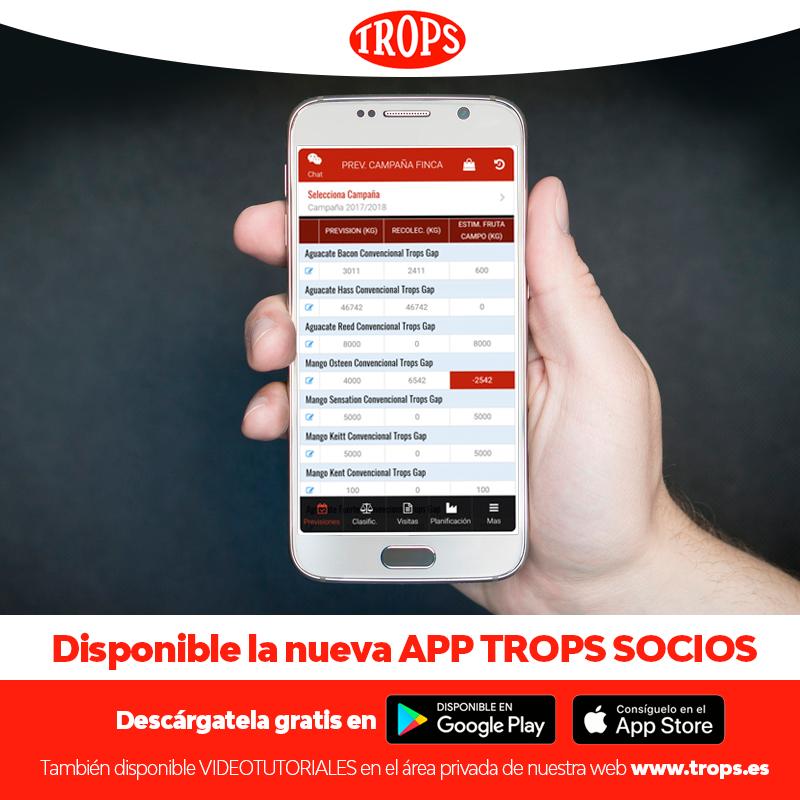 APP-TROPS-SOCIOS