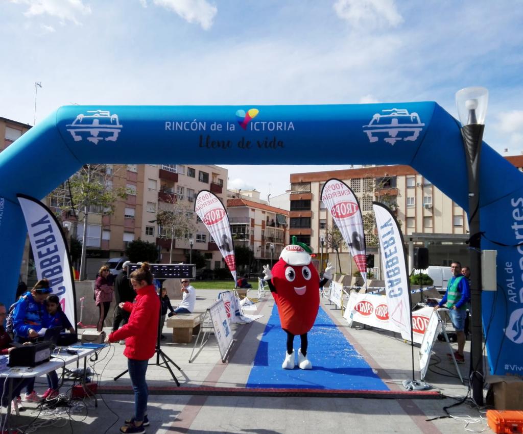 mascota-maraton-rincon-victoria