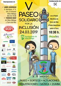 Cartel Definitivo Paseo Solidario