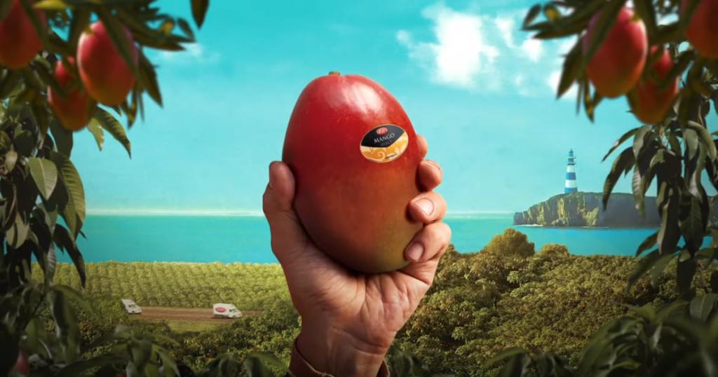 TROPS, ¿cómo cortar un mango?