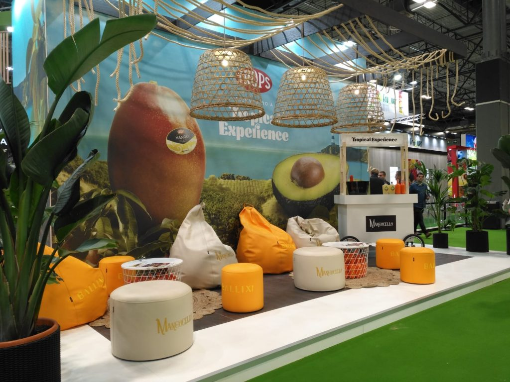 STAND TROPS FRUIT ATTRACTION - ZONA TROPICAL EXPERIENCE