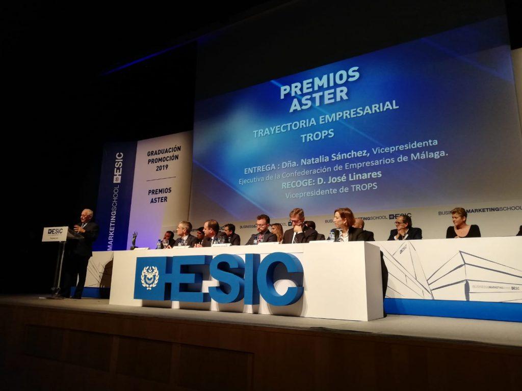 PREMIOS ASTER 2020