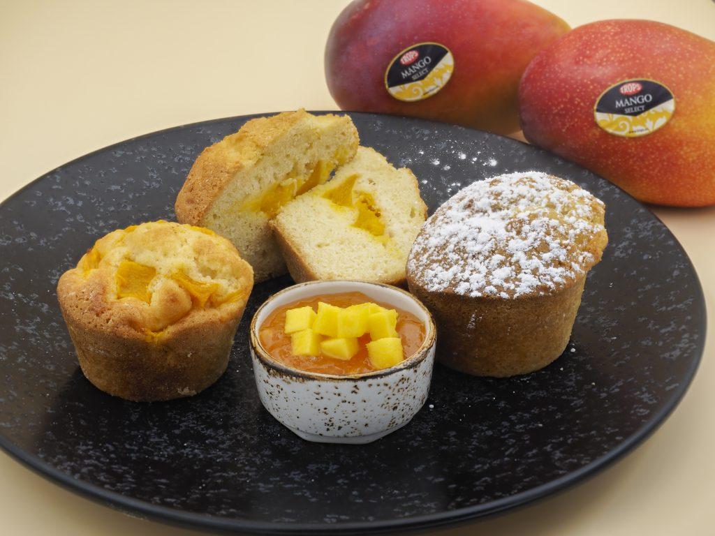 Muffins de Mango